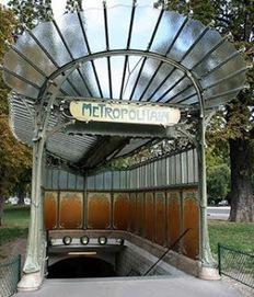 Le métro et Paris : entre Histoire et modernité | Revue de Web par ClC | Scoop.it