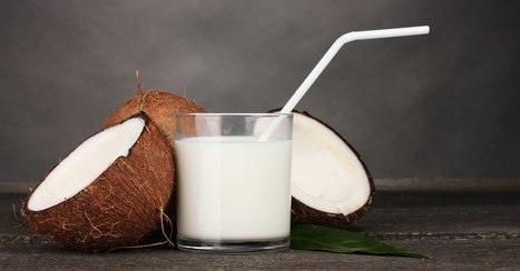 Coconut Milk Health Benefits and Uses | Eat Drink Coconut News Daily | Scoop.it
