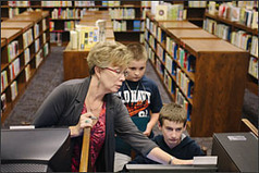 Common Core Thrusts Librarians Into Leadership Role | Common Core and the High School Media Center | Scoop.it
