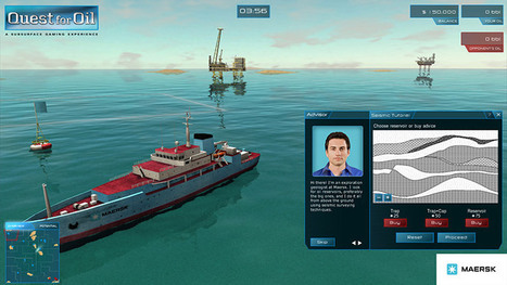 Drilling down into Natural  Resource Learning:  The Quest for Oil | Play Serious Games | Scoop.it