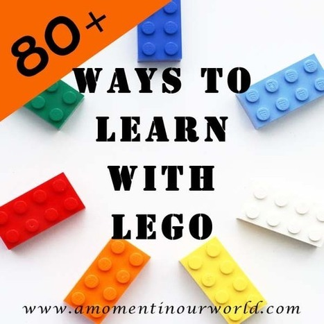Learning with Lego - A Moment in our World #makered | ICT inquiry and exploration | Scoop.it