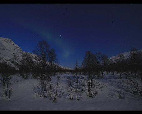 aurora timelapse | Finland | Scoop.it