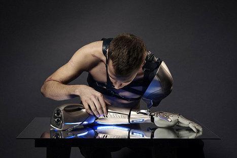 Inspiré d'un jeu vidéo, ce bras bionique futuriste va changer la vie des personnes amputées | Santé et Soins | Scoop.it