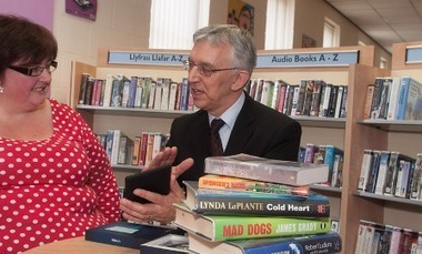 Caernarfon library member wins e-book competition! | The Biblis | Сетевые конкурсы и проекты | Scoop.it