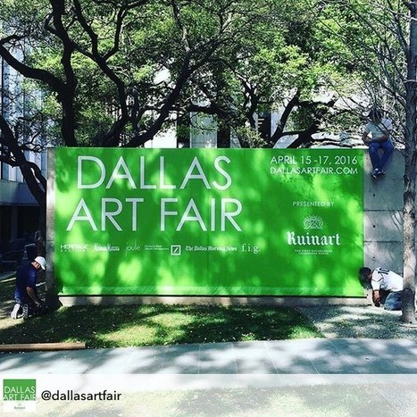 The Dallas Art Fair | Art & Design Matters | Scoop.it