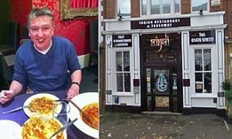 Doctor eats world's hottest curry… and it's so violent he gets hallucinations and chefs have to wear goggles to make it | News Insights | Scoop.it