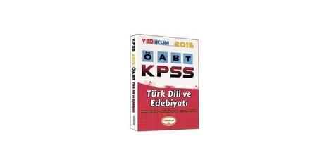 Yediiklim Yayınları ÖABT Türk Dili ve Edebiyatı 2015 Kitap Tanıtımı | kpss kitapları | Scoop.it