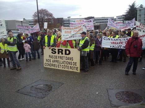 #FRACTURE Condrieu & la Côte Rotie, c'est important ! on Twitpic | oenologie en pays viennois | Scoop.it