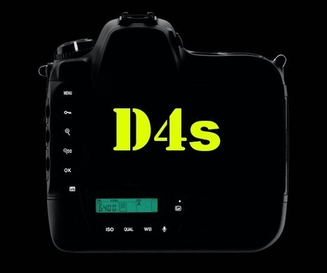 Nikon announces the development of a new D4s camera | Nikon ... | Photography | Scoop.it