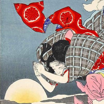 【これが130年前!?】最後の浮世絵師が描いた『100枚の月』がとんでもなく新しい【月岡芳年】 | Scrap Anything | Scoop.it