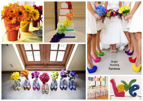 Wedding Colours and Trends Spring/Summer 2013 | Invitations By Dannye | Scoop.it