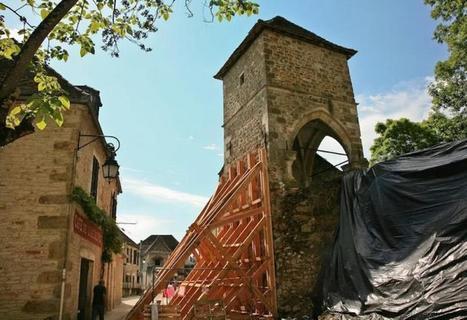 Prieuré de Carennac : bientôt le début des travaux | Autour de Carennac et Magnagues | Scoop.it