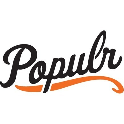 Populr - Create a Page for Anything in 5 Minutes | Technology in Education | Scoop.it