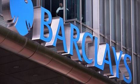 Barclays profits plunge after tough trading at investment banking arm | Finance tips | Scoop.it