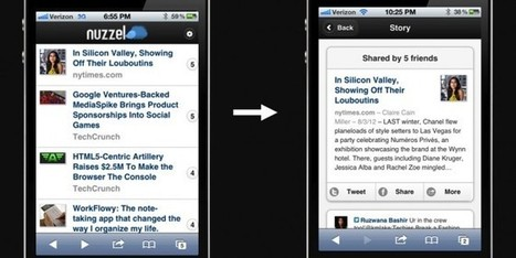 Nuzzel – The news aggregation app for iPhone is here - Load The Game | iPhone App Development  Company | Scoop.it