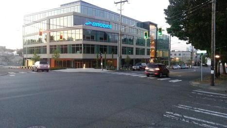Run-up to a sale: New Brooks building hits the market - Puget Sound Business Journal | Pacific Northwest Apartment Market | Scoop.it