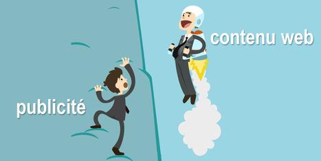 Le contenu propulse l'entrepreneur | Efficastyl - Rédaction gourmande pour des textes à croquer | Scoop.it