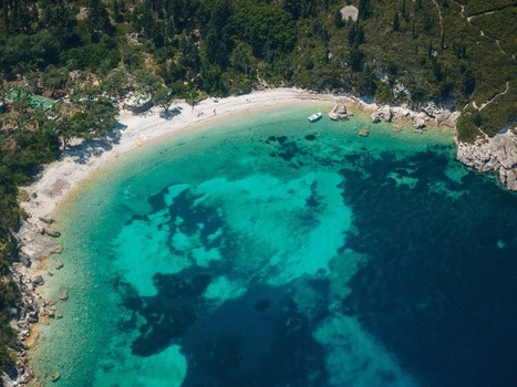 Four #Secluded #Greek Island Beaches | travelling 2 Greece | Scoop.it