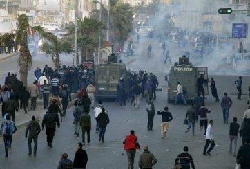 Égypte: nouvelaffrontement entrepoliciers et manifestants | Égypt-actus | Scoop.it