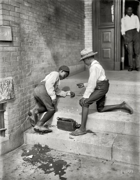 Roll Play: 1901 | Shorpy Historic Photo Archive | GenealoNet | Scoop.it