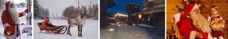 Un noël en famille en Finlande - Rêveries finlandaises - Un noël authentique | Nord Espaces - Borealis voyages - Terres boréales | Scoop.it