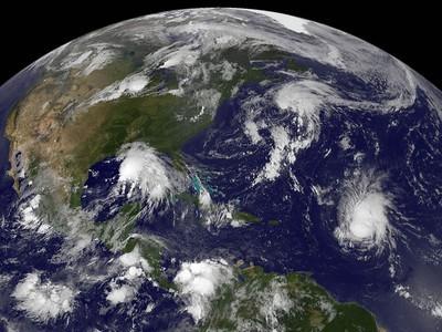 Man-made Pollution Shifting Tropics and Sub-Tropics Poleward | Vertical Farm - Food Factory | Scoop.it