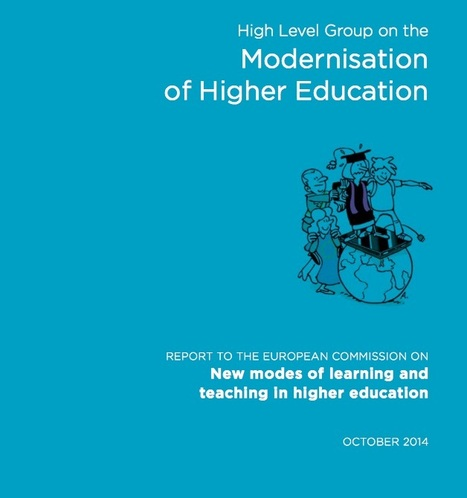 High Level Group on the Modernisation of Higher Education | The Future of University Education | Scoop.it