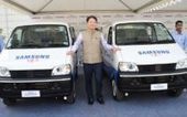 Samsung is Expanding - Launched 535 Service Vans to Cover Rural India | Technology Gadget Reviews | Scoop.it
