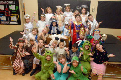 More UK schools add aliens to their nativity plays - Open Minds UFO News   Aliens   Scoop.it