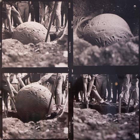 Terra, sculpture de Claudio Parmiggiani, sandrillon-in-lyon.fr   Le Mac LYON dans la presse   Scoop.it