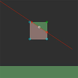 Working on a Box2D slice/split/cut engine | Everything about Flash | Scoop.it