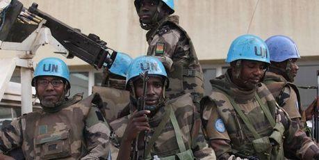 Des drones pour remplacer les casques bleus en Côte d'Ivoire ? | Côte d'Ivoire | Scoop.it
