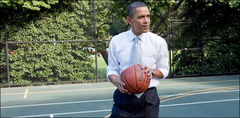 Obama Wants to Read Sports for ESPN in Retirement – Trust Him? | anonymous activist | Scoop.it