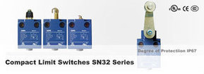 Safety Compact Limit Switches by Suns International   Best Switces   Scoop.it