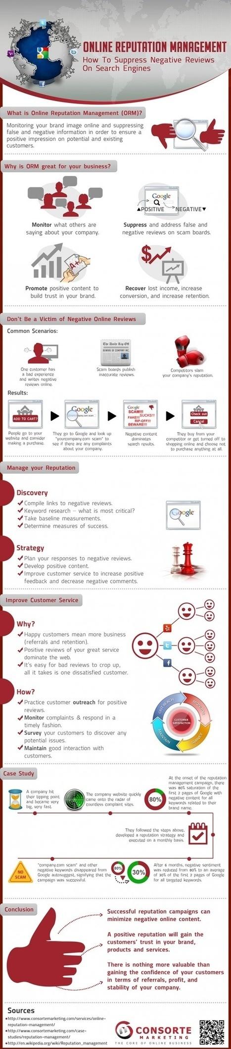 Infografiche | Laudans e-reputation | Scoop.it