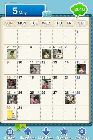 Awesome Photo Calendar HD: Refreshing New Way to View Your Photos. iPad Version Gone Free for a Limited Time | Daily Updates | App Chronicles | APPY HOUR | Scoop.it