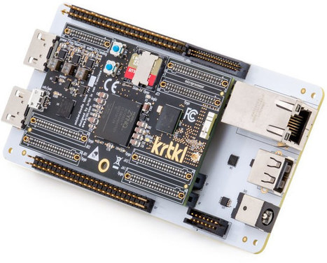 Snickerdoodle Xilinx Zynq ARM + FPGA Board Starts at $55 (Crowdfunding) | Embedded Systems News | Scoop.it
