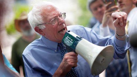 Bernie Sanders' Political Revolution   Opening Passages   Scoop.it