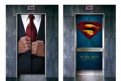 Parting Shot: This Fake 'Man Of Steel' Ad Needs To Be Real - ComicsAlliance | Comic book culture, news, humor, commentary, and reviews | Master of My Domain | Scoop.it