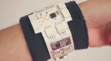 Creating Smart Wearables with Printoo and BITalino - Make Life Better | Raspberry Pi | Scoop.it