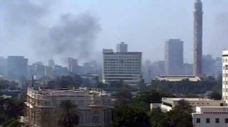 Egypt on fire after Port Said riot death sentences upheld | Égypt-actus | Scoop.it