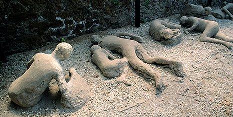 ¿Cómo murieron los habitantes de Pompeya? | History 2[+or less 3].0 | Scoop.it