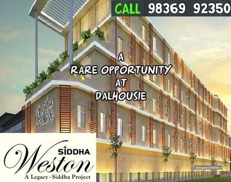 How to invest in Siddha Weston Bentinck Street | Real Estate | Scoop.it