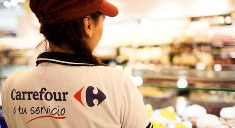 Carrefour desafía a Amazon y El Corte Inglés con el mayor surtido de frescos del 'ecommerce' en España - elEconomista.es | #ecommerce #retail | Scoop.it