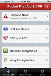 10 iPhone Apps for Emergency Preparedness   Emergency Management   Scoop.it