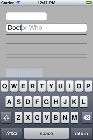 DOAutocompleteTextField for iOS - Cocoa Controls | iPhone & iPad Development Tips | Scoop.it