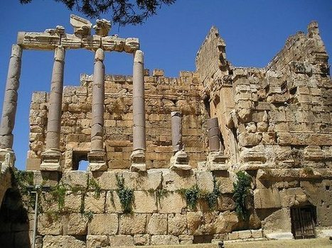 Amazing temple ruins of the Roman period in Baalbek | World Religion Culture and People. | Odin Prometheus: Earth's History | Scoop.it