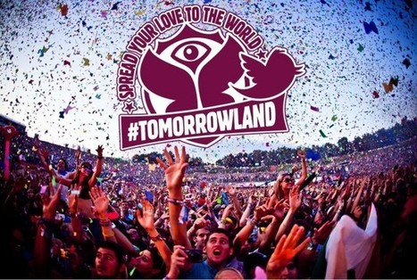 Tomorrowland 2013 : Live Sets & Mixes - Tuxboard | ATH VIRTUAL STATION | Scoop.it