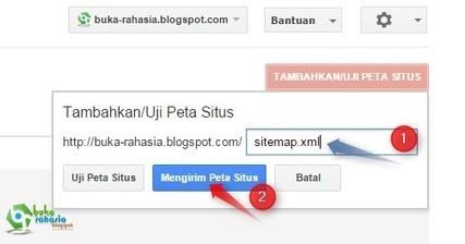 Blogger Update Sitemap XML Baru & Support Custom Domain | Buka Rahasia Blogspot and Taut Web | Scoop.it