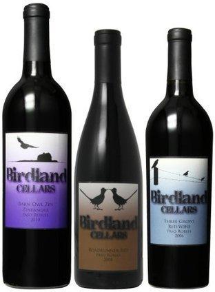 Bon Niche Cellars Birdland Cellars Selections, 3 x 750 mL   Review Best Wines Online   Scoop.it
